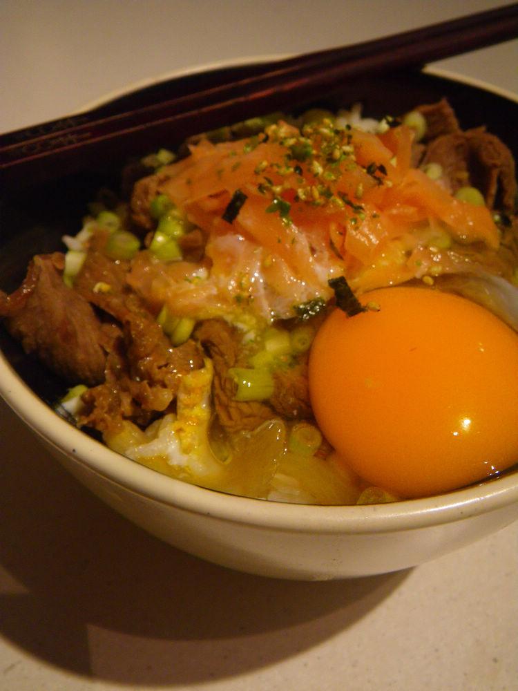 Gyudon – A famous Japanesedish