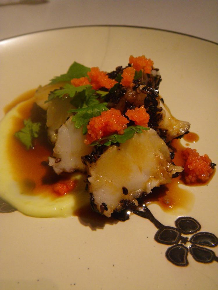 {Recipes} Toothfish Ceviche and Tataki