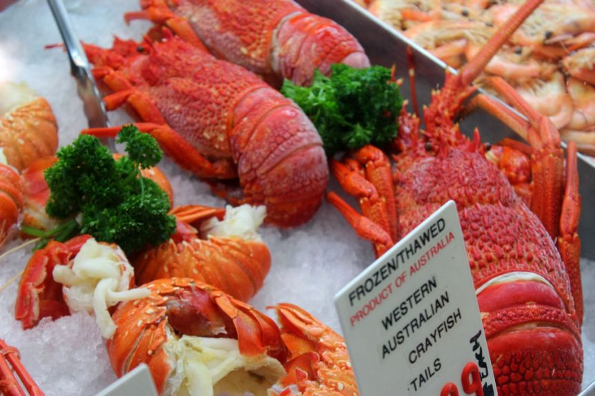 The complete guide to Adelaide Central Market:Seafood