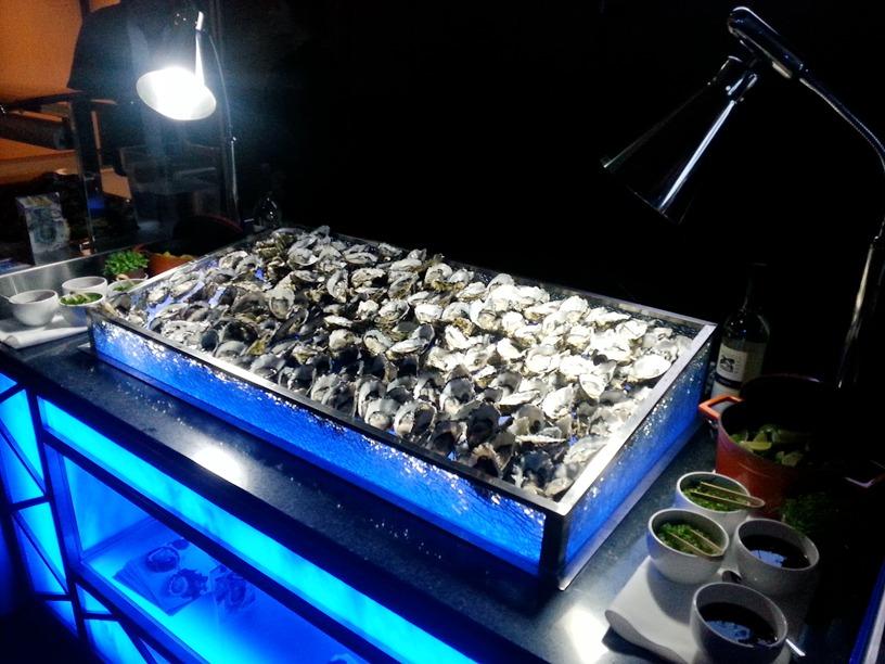Smoky Bay Oyster