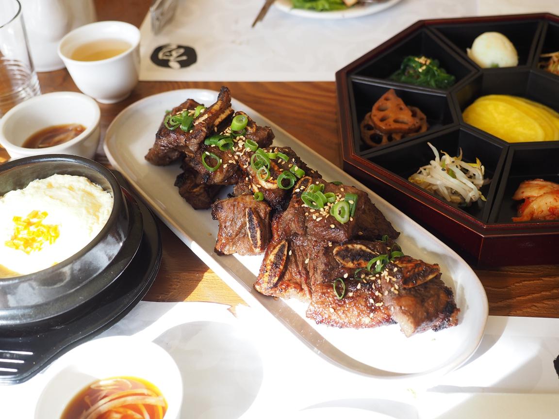 chef kim korean restaurant adelaidefoodies food blog. Black Bedroom Furniture Sets. Home Design Ideas