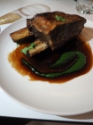 500g slow roasted short rib, cos heart and