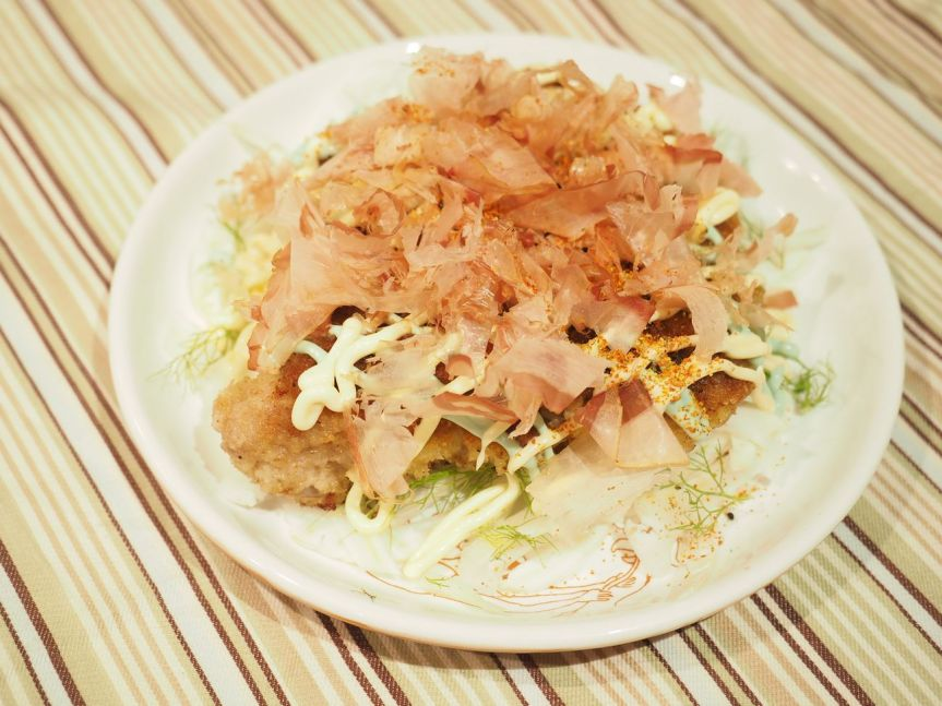 [Murray Valley Pork] Okonomiyaki? No, I say Porkonomiyaki~