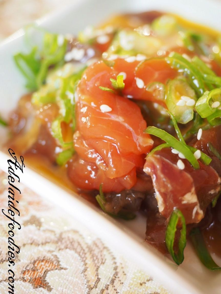 Ryukyu Sashimi – Do you still remember Ryukyu?
