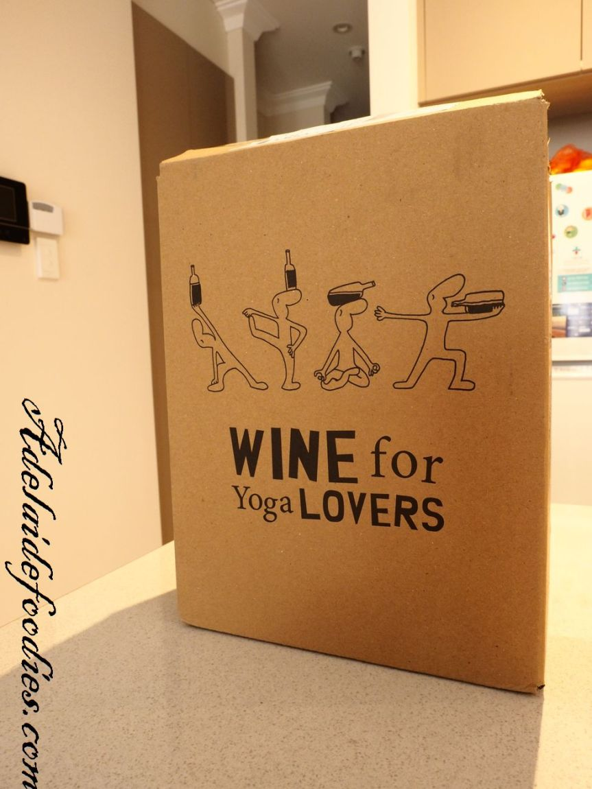 Wine for YogaLovers