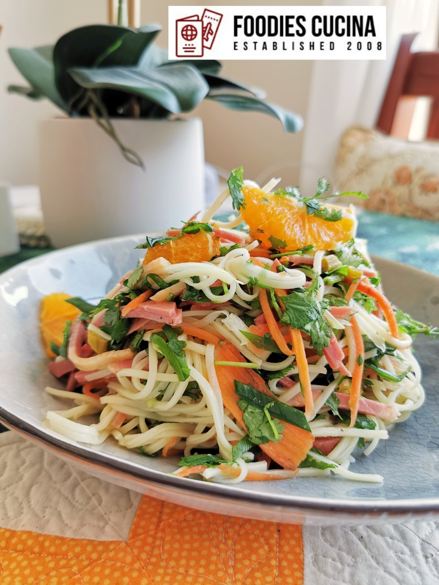 [Recipe] Thai Noodle Salad